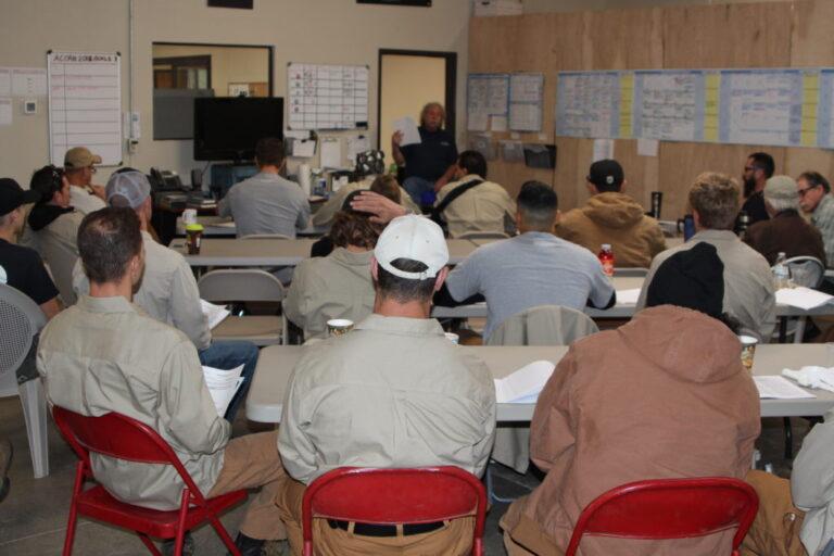Acorn Arboricultural Services Roseville CA Training