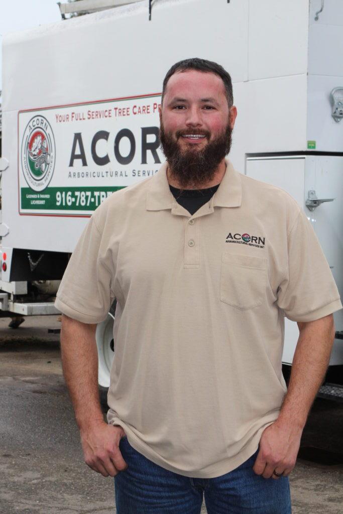 Dean Hernandez Acorn Arboricultural Services